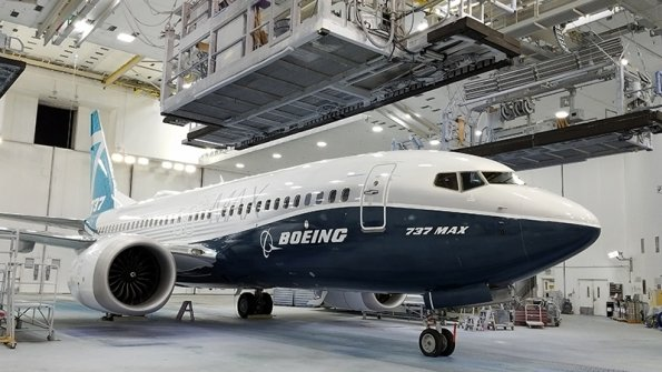 Aviation - Boeing inks two MAX 8 deals worth a maximum $17 6